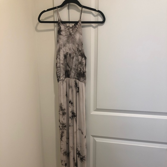 Rolla Coster Dresses & Skirts - Rolla Coster tie die maxi dress